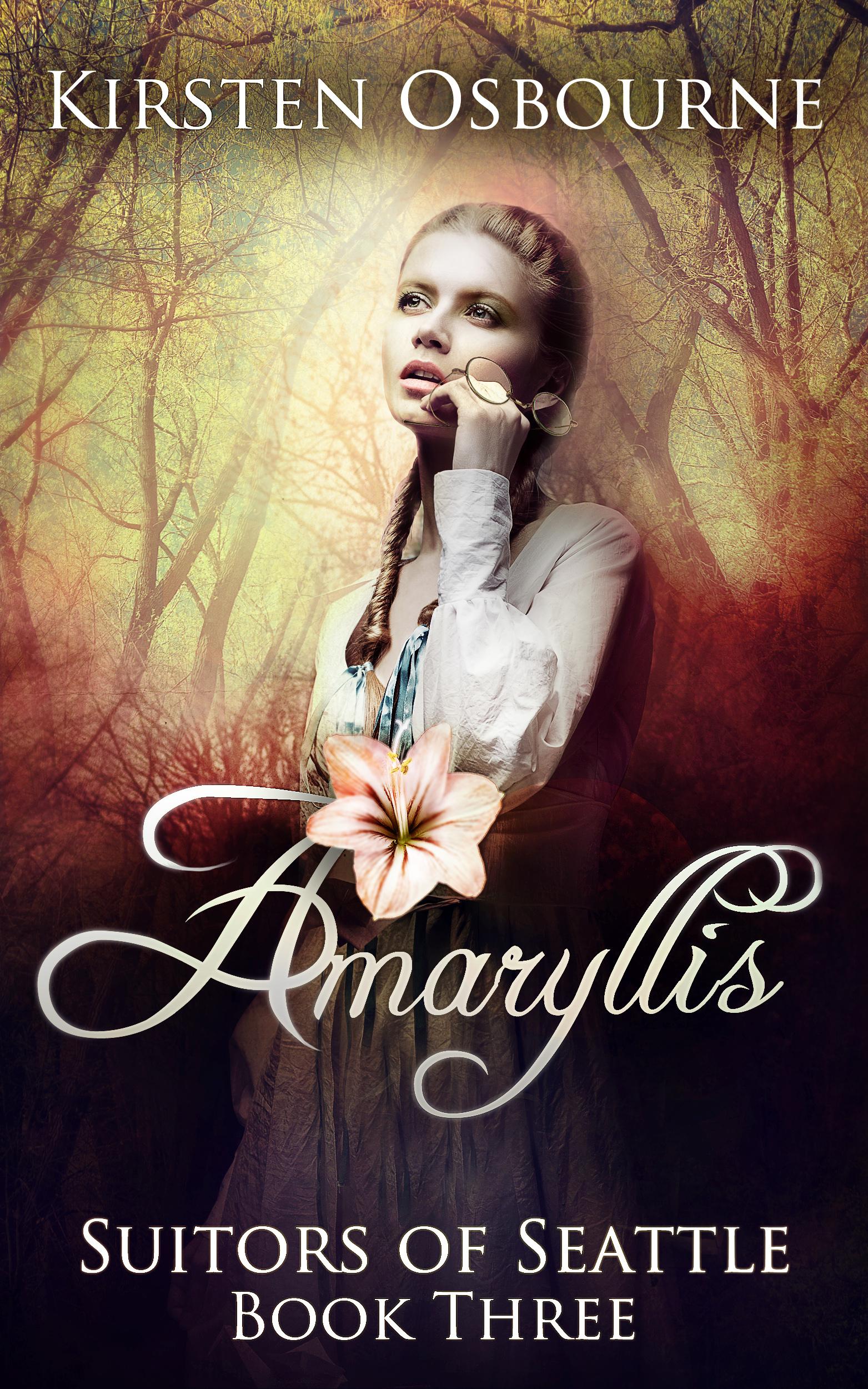 Kirsten Osbourne - Amaryllis