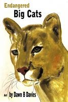 Cover for 'Endangered Big Cats'