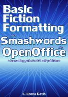 Cover for 'Basic Fiction Formatting for Smashwords in OpenOffice'