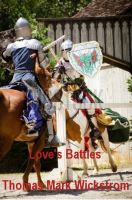 Cover for 'Love's Battles'