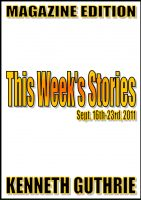 Cover for 'This Week's Stories: Sept. 16th-23rd, 2011.'