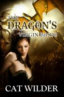Cover for 'The Dragon's Virgin Bride'