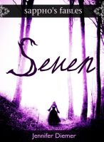 Cover for 'Seven:  A Lesbian Snow White'