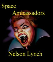Cover for 'Space Ambassadors'