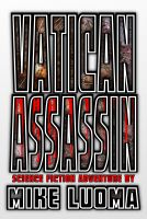 Cover for 'Vatican Assassin'