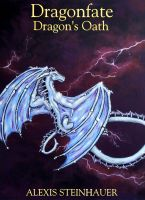 Cover for 'Dragonfate: Dragon's Oath'