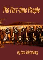 Cover for 'The Part-Time People'