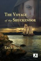 Cover for 'The Voyage of the Shuckenoor'