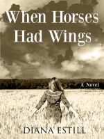 Cover for 'When Horses Had Wings'
