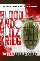Cover for 'Blood and Blitzkrieg'