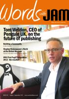 Cover for 'Words With JAM - August 2012'