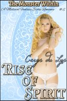 Cover for 'Rise of Spirit: The Monster Within (#6) (A Medieval Fantasy Erotic Romance)'