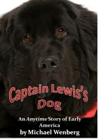 Cover for 'Captain Lewis's Dog'