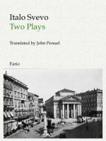 Cover for 'Two Plays'