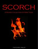 Cover for 'Scorch: A Wicked Collection of Wise Tales'