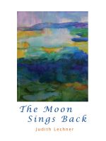 Cover for 'The Moon Sings Back'