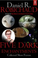 Cover for 'Five Dark Enchantments'