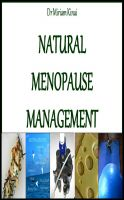 Cover for 'Natural Menopause Management'
