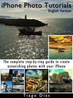 Cover for 'iPhone Photo Tutorials - English Version'