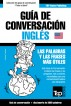 Guía de Conversación Español-Inglés y vocabulario temático de 3000 palabras by Andrey Taranov