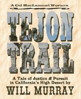 Cover for 'Tejon Trail'