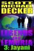 Legends of Lemuria 3 Jayani by Scott Michael Decker