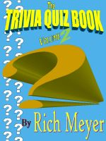 Cover for 'The Trivia Quiz Book: Volume 2'