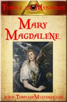 Cover for 'Mary Magdalene'