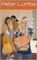 Cover for 'Handbook For Teenage Girls - 2nd Edition'