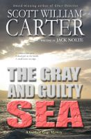 Cover for 'The Gray and Guilty Sea'