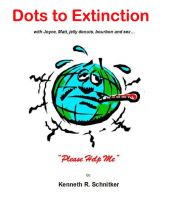 Cover for 'Dots to Extinction'