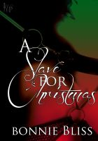 Cover for 'A Slave for Christmas'