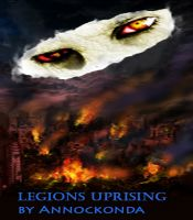 Cover for 'Legions Uprising'