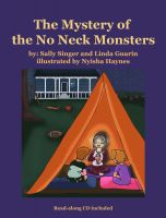 Cover for 'The Mystery of the No Neck Monsters'