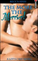 "Cover for 'The More, The Merrier! (Book 3 of ""The Hazard Chronicles - Forbidden Lusts"")'"