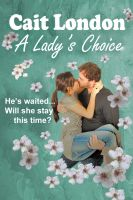 Cover for 'A Lady's Choice'