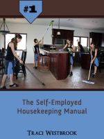 Cover for 'The Self-Employed Housekeeping Manual'