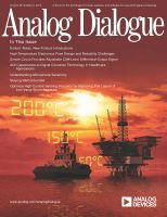 Cover for 'Analog Dialogue, Volume 46, Number 2'