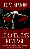 Cover for 'Lord Talon's Revenge'