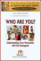 Cover for 'Who Are You? Understanding Your Personality with the Enneagram'