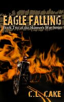 Cover for 'Eagle Falling'