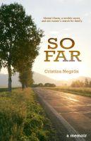 Cristina Negron - So Far