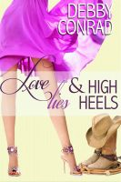 Cover for 'Love, Lies and High Heels'