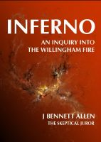 Cover for 'Inferno: An Inquiry into the Willingham Fire'