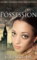 Cover for 'Possession (Emily Chambers Spirit Medium #2)'