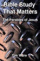 Cover for 'The Parables of Jesus'