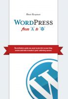 Cover for 'WordPress from A to W'