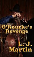 Cover for 'O'Rourke's Revenge'