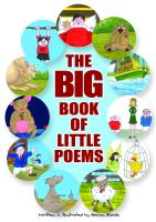 Cover for 'The Big Book of Little Poems'