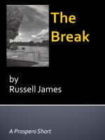 Cover for 'The Break'